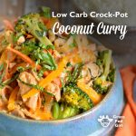 Low Carb Crock-Pot Coconut Curry