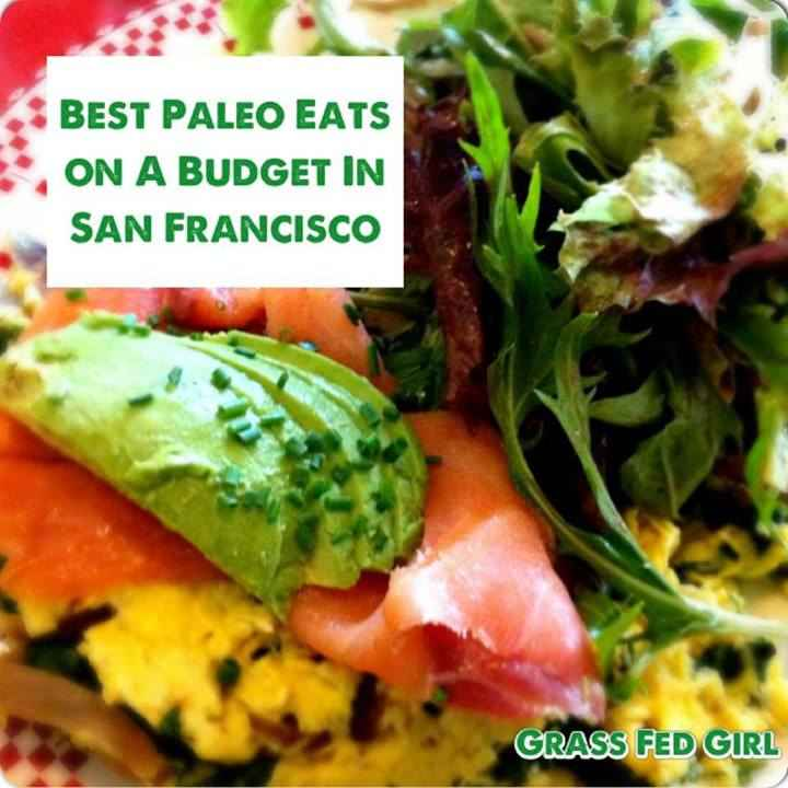 Paleo Friendly and Gluten Free Restaurants in San Francisco