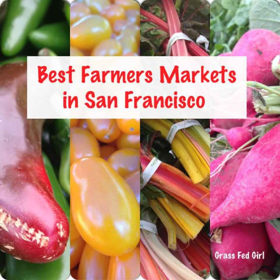 Best farmers market in San Francisco