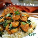 No Soy Stir Fry (paleo and gluten free)