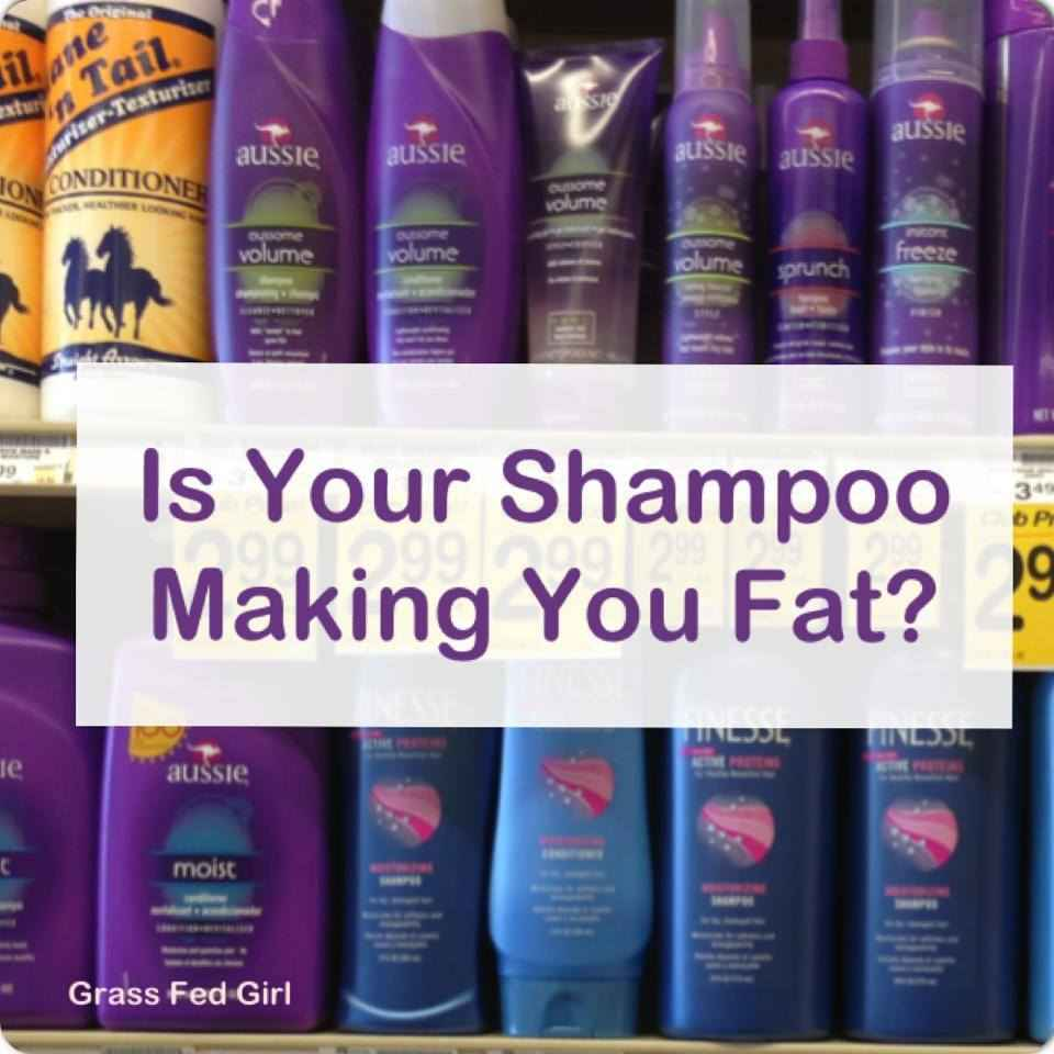 Is your shampoo packing on the pounds?