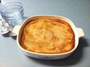 Grandma's Paleo Sweet Potato Oven Pancake
