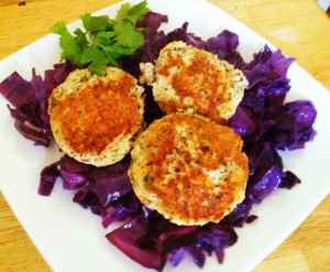 Awesome Grain Free Salmon Cakes