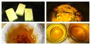 Grass Fed Ghee in 4 Easy Steps!
