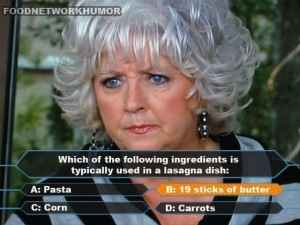 Paula Deen Loses Weight On A Low Carb Diet