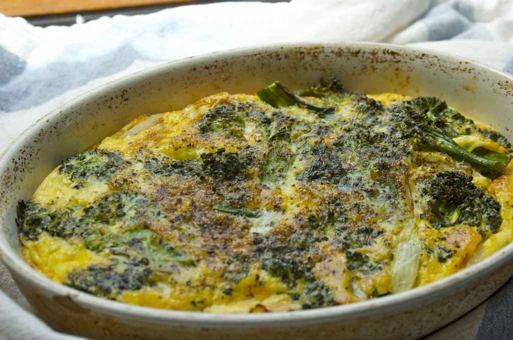 Easy Paleo Bake and Take Frittata