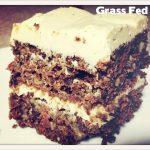 Primal Grain Free Carrot Cake