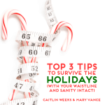 Free Surviving the Holiday's Tele-Seminar: Our 3 Best Tips