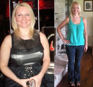 Carol Lovett Before and After Paleo