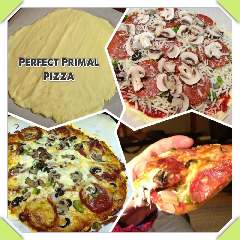 Primal Pizza Recipe and Video