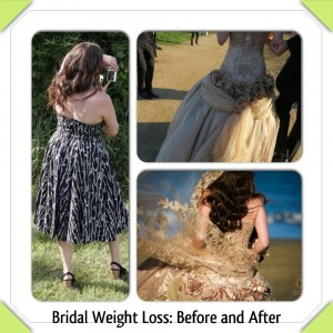 Bridal Weight Loss Success Story