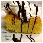 My Stepmom's Grain Free Eleison Almond Cake