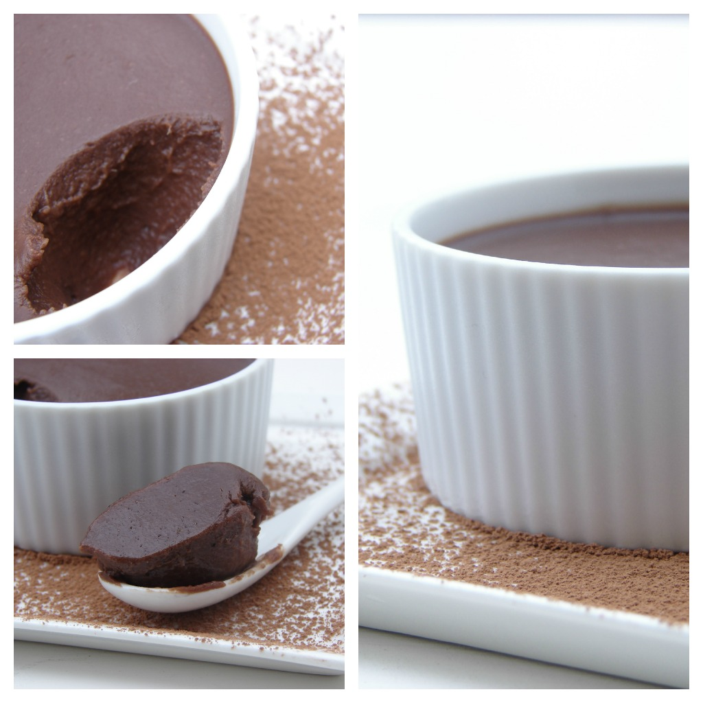 date chocolate pudding