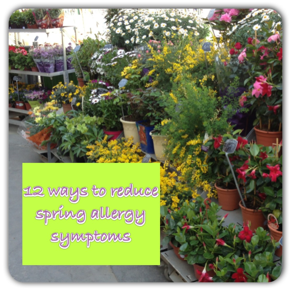 Simple Tips to Reduce Spring Allergy Symptoms