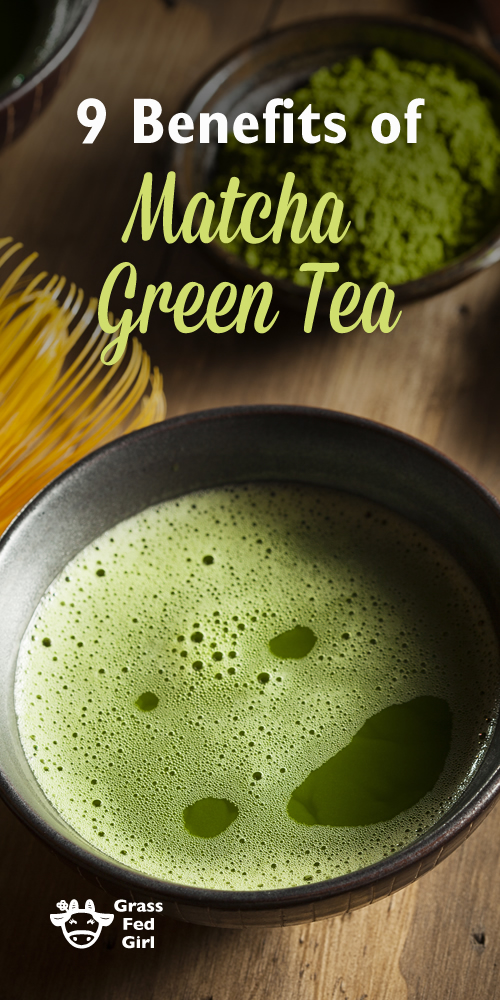 9 Benefits of Matcha Green Tea: weight loss, alzheimers ...