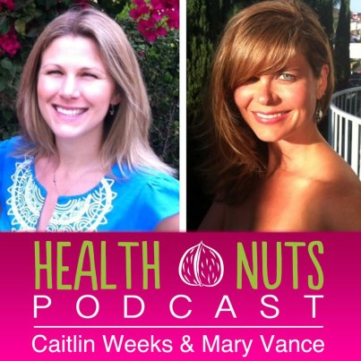 Health Nuts podcast promo