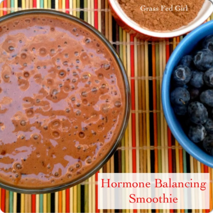 keto smoothies