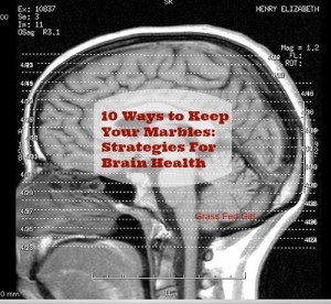 Ways To Keep Your Brain Healthy