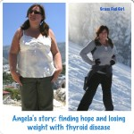 Angela's Story of Finding Hope with Hashimoto's and weight loss