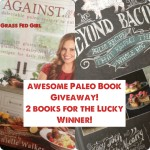 Against All Grain and Beyond Bacon Paleo Cookbook Giveaway and Review