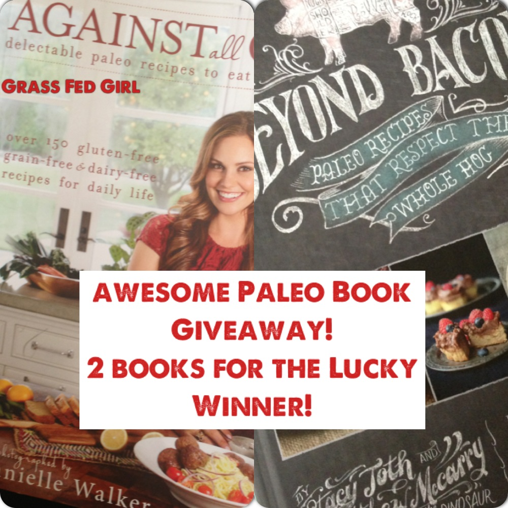 Against All Grain and Beyond Bacon Paleo Cookbook