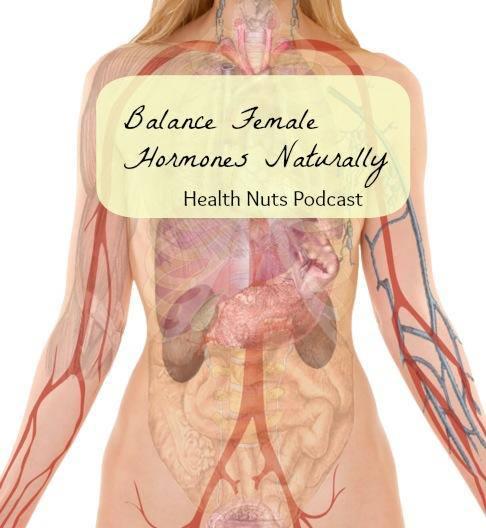 balance female hormones naturally