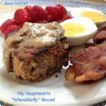 My Stepmom's Wheat Free Success Story and Her Wheat Belly Bread Recipe