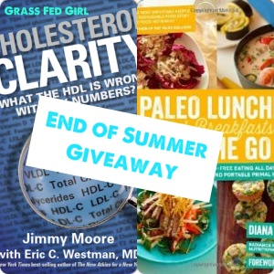 Cholesterol Clarity and Paleo Lunches and Breakfasts on the Go Review