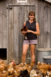 diana-with-chickens-199x300