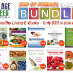 Get 30 Real Food/ Paleo/ Sustainability Ebooks For $39 (Over 90% Off!) until Sept 10, 2013