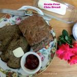 Grain Free Chia Bread (Paleo, Gaps, gluten-free)