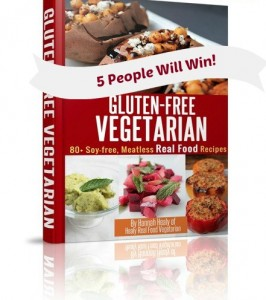 6 Ways to Stay Healthy If You Choose Vegetarianism (plus giveaway!)