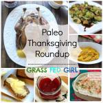 Paleo Friends Thanksgiving Roundup (gluten and dairy free)