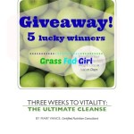 Three Weeks to Vitality: The Ultimate Cleanse Review & Giveaway