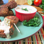 Easy Paleo and Dairy Free Falafel (low carb, grain free, Gaps)