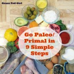 9 Simple Steps to Paleo Diet