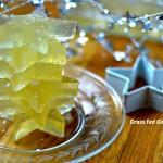 Keto Coconut Water Gummie Stars