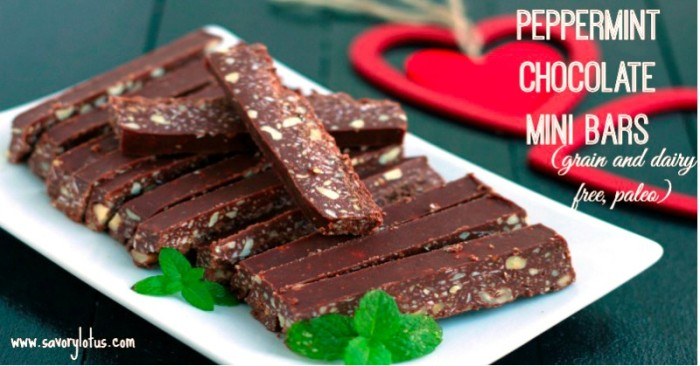 Peppermint-Chocolate-Mini-Bars-paleo-savorylotus_com_