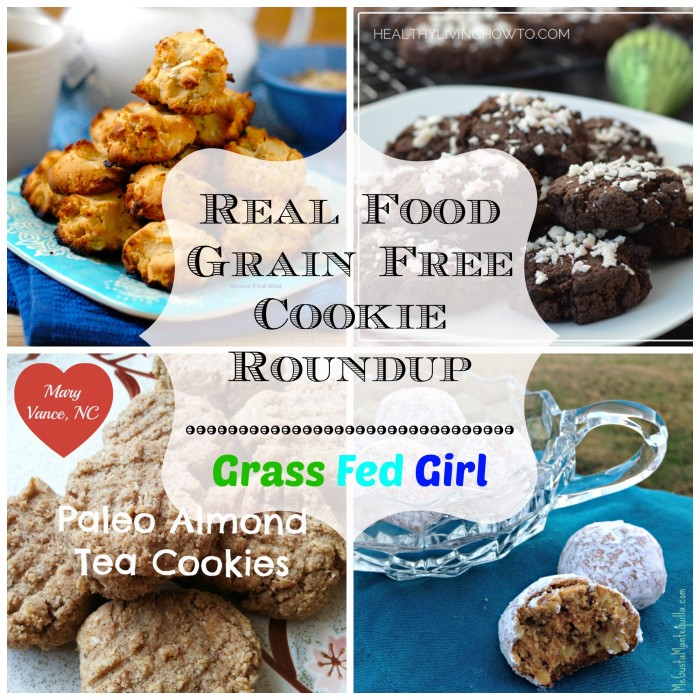 Grain Free Paleo Cookies Recipe Roundup