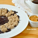 Café Latte Gelatin Gummy Bears (Paleo and gluten free)
