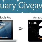 Epic January Mac Book Giveaway!