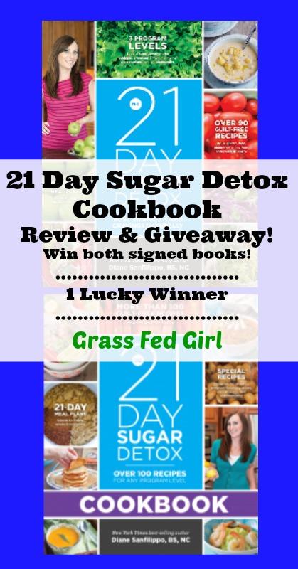 21 day sugar detox yes no food list pdf