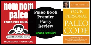 Nom Nom Paleo and Chris Kresser Premier Party