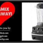I Love My Readers February Vitamix Giveaway