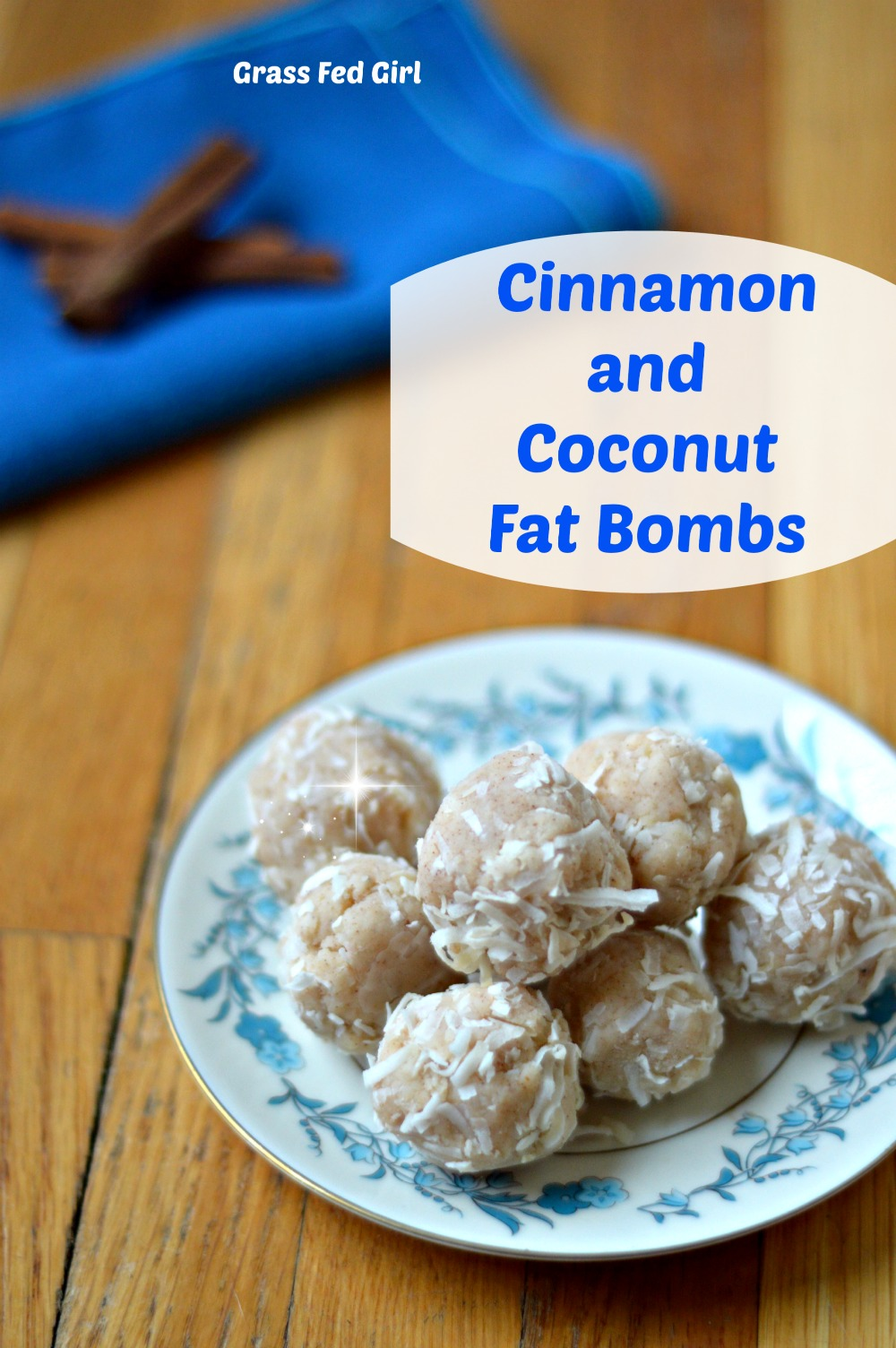 Low Carb Keto Coconut Fat Bombs
