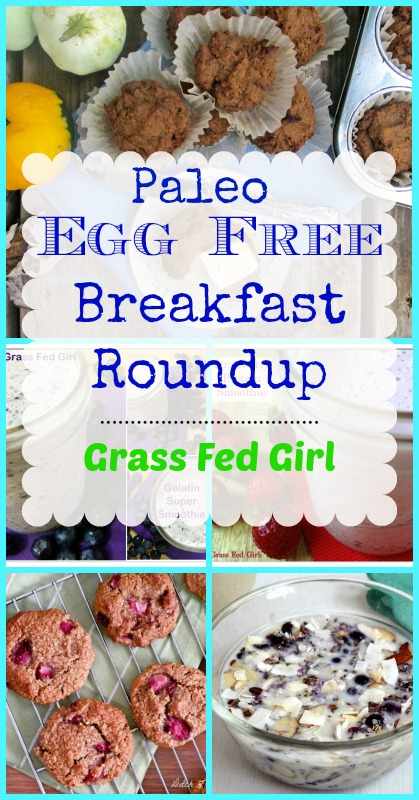 Top 20 Egg Free Paleo Recipes