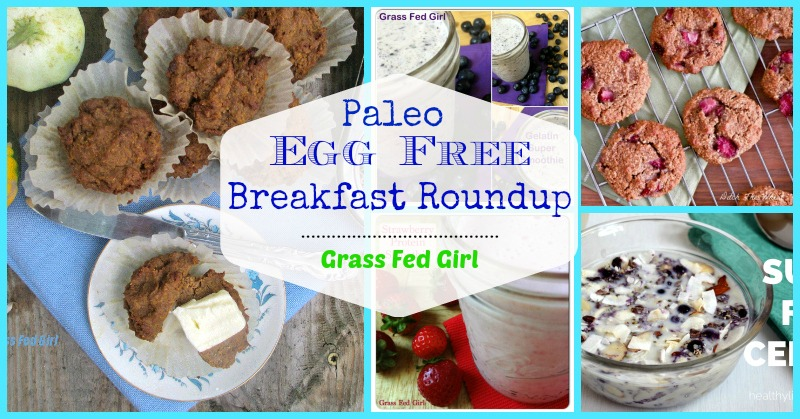 Top 20 Egg-Free Paleo Breakfast Ideas