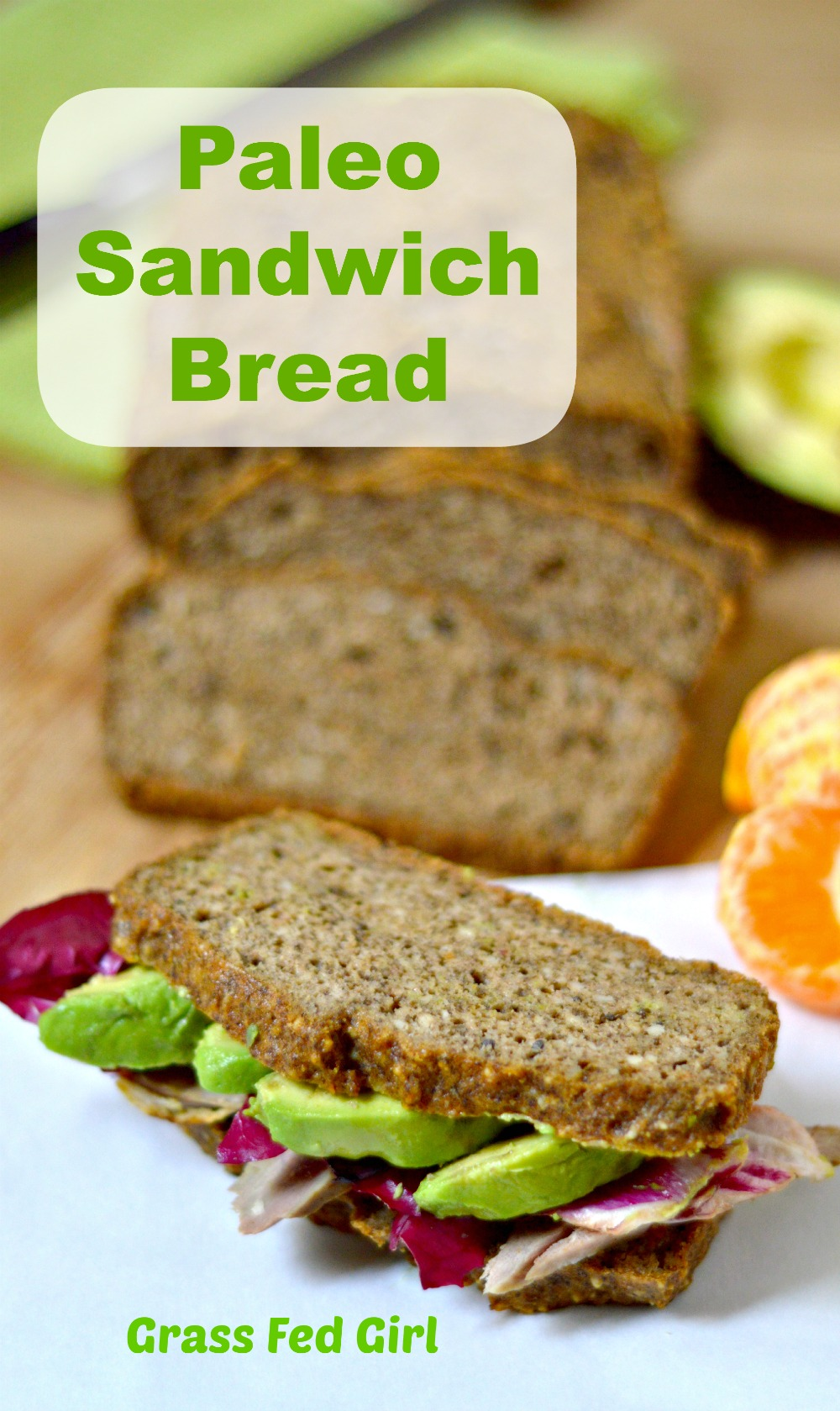 Keto Sandwich Bread Recipe
