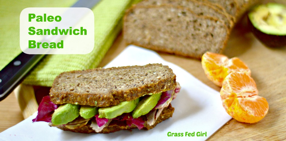 Paleo Sandwich Bread Grain free bread grain free bread recipes gluten free bread gluten free bread recipes paleo bread paleo bread recipes Most popular Pinterest. DAILY Updates ☺♥☺ #carbswitch carbswitch,com Please Repin :)