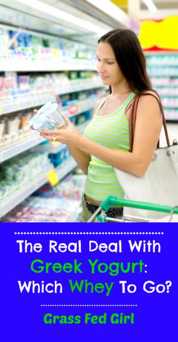 How to choose the healthiest Greek yogurt